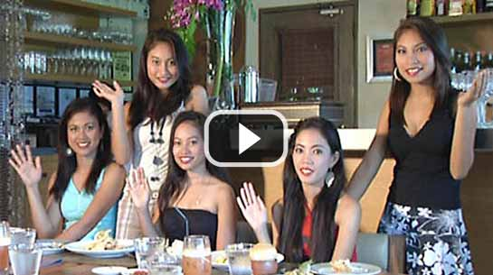 Cebu's Lunch Out at Anzani Restaurant