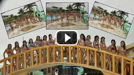 Philippine Swimsuit Presentation - Part I